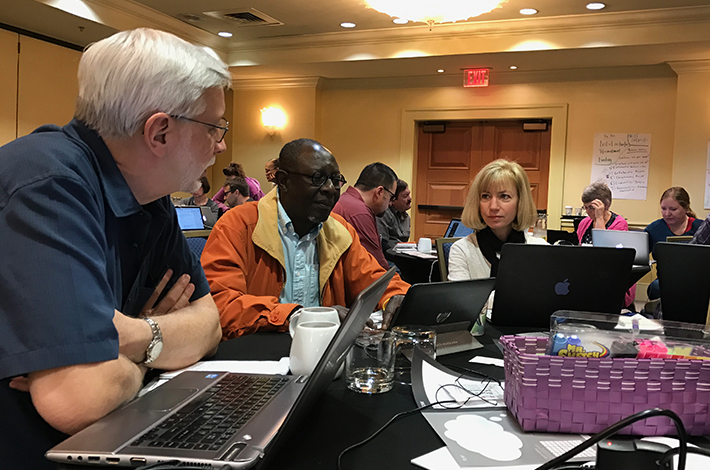 Report from the Spring Meeting: Building New Pathways to Leadership