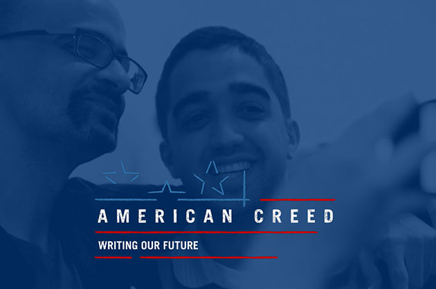 Writing Our Future: American Creed, a New Youth Publishing Opportunity