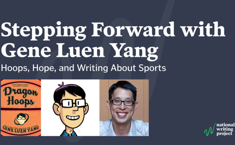 Stepping Forward with Gene Luen Yang