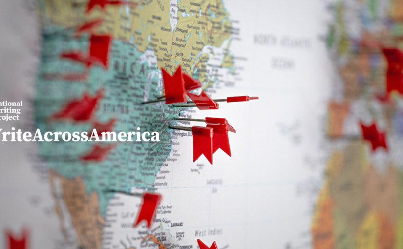 #WriteAcrossAmerica—a Virtual Writing Marathon
