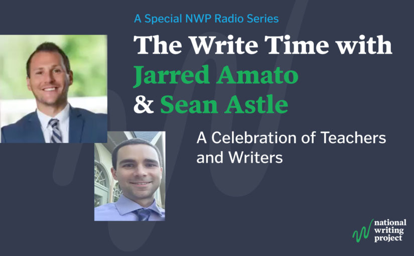 The Write Time with Jarred Amato and Sean Astle