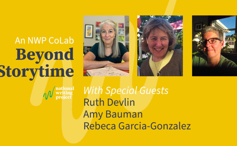 Beyond Storytime, An NWP CoLab—Creating a Picture Book as a Community of Collaborators