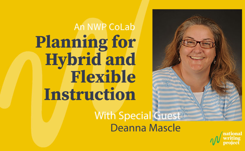 Manageable Online Teaching with the KonMari Approach—An NWP CoLab with Deanna Mascle