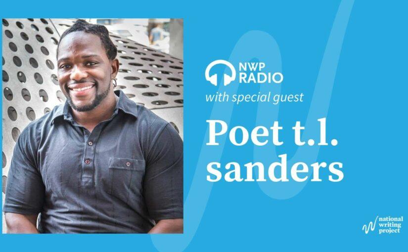 NWP Radio with Poet t.l. sanders